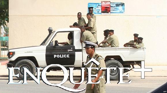 prostituée mauritanienne