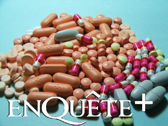 Rupture des medicaments antiviraux a cause du code des for Combat portent 2014