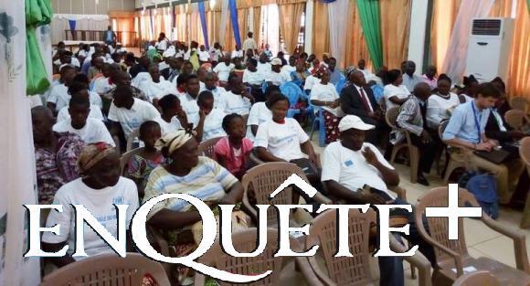 rencontre africaine pour la défense des droits de l homme raddho