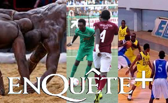 Senegal tous les sports foot basket lutte un week for Interieur sport lutte senegalaise