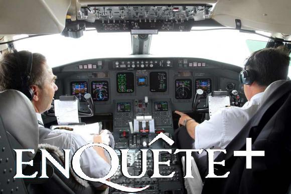 avion vent favorable