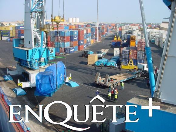 Concession manutention des industries minieres a necotrans 39 39 3000 personnes seront au ch mage - Recrutement port autonome de dakar ...