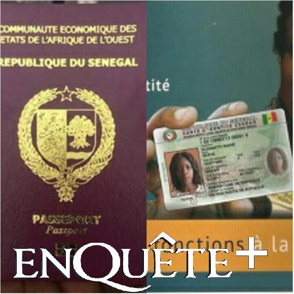 Délivrance des passeports biométriques cedeao la corruption présente sur toute la chaine