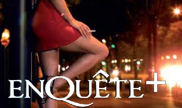 prostituee avec client