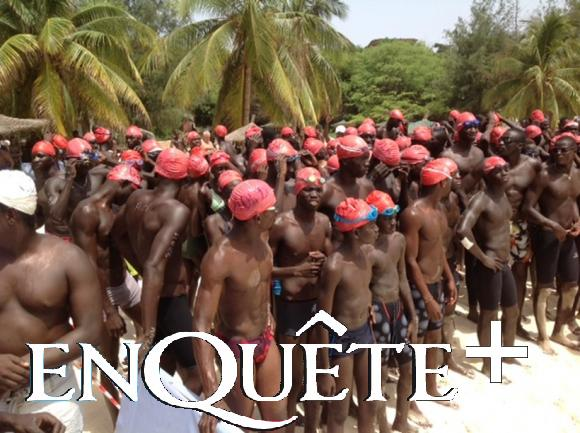 Natation Traversee Dakar Goree La Federation Craint Une Faible